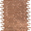 Mirror copper glass tile mosaic kitchne and bathroom wall mv-henrik-cuivre