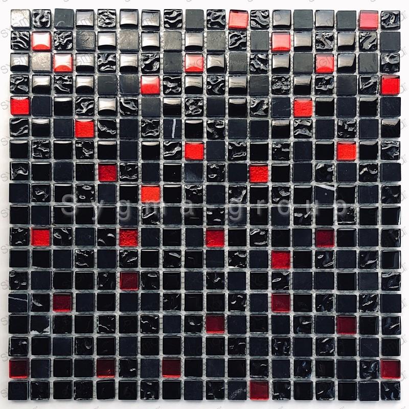 Mosaic bathroom wall and floor bathroom and shower Agati