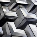 Mosaic aluminium backsplash kitchen mosaic bathroom Daasie