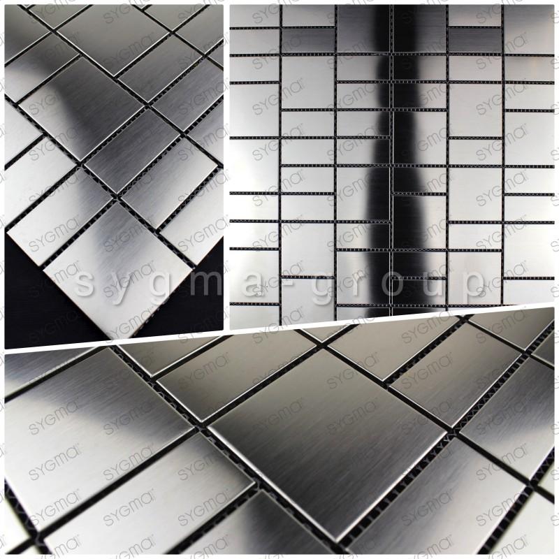 Shower stainless stell mosaic bathroom Argos sample