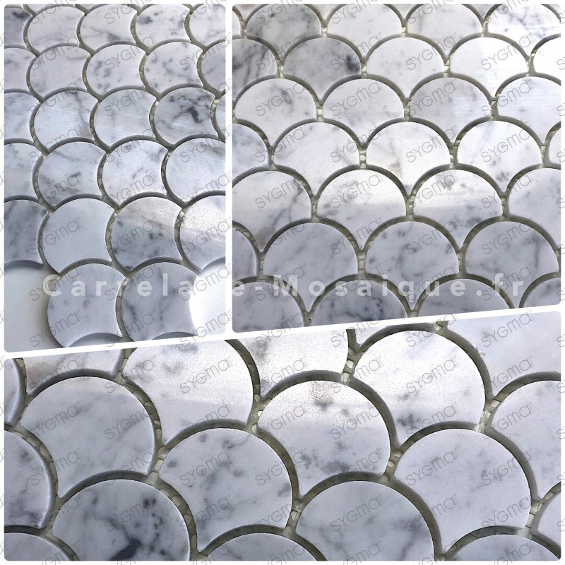 Stone mosaic floor shower bathroom sample TIMPA