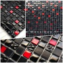 sample mosaic tile bathroom and kitchen model Agati