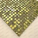 mosaico ducha vidrio mosaic baño muro cocina Dalma