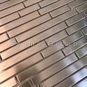 mosaico acero inoxidable cocina ducha NORKLI