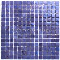 Malla mosaicos azulejo de vidrio y mosaico de pared Speculo Parme