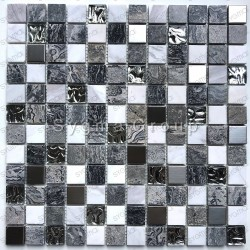 Mosaic wall and floor tiles bathroom and kitchen Willa