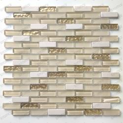 carrelage salle de bain mosaique mur pour credence cuisine Aramis