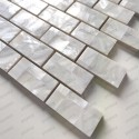 Mother of pearl tile and mosaic for kitchen or bathroom Holms