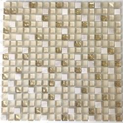 Mosaique pour sol ou mur salle de bains Luxury