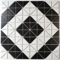 Ceramic mosaic for wall or floor kitchen and bathroom Brida