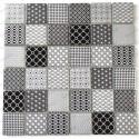 Glass wall mosaic tiles for bathroom and backsplash kitchen mv-salax
