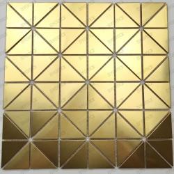 Mosaico acero inoxidable...