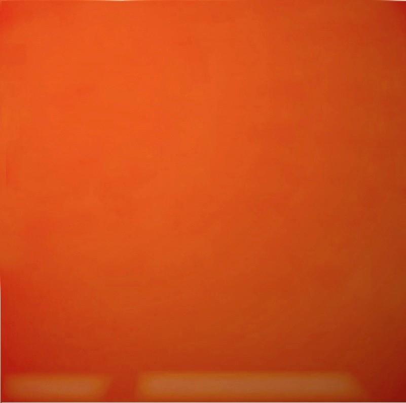 Credence Cuisine Verre Carrelage 60 X 60 Cm Orange