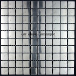 splashback kitchen stainless steel mosaic shower cm-regular30
