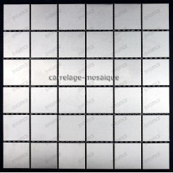 splashback kitchen stainless steel mosaic shower cm-regular48