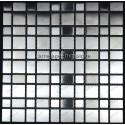 carrelage inox mosaique cabochon 1 plaque COMPO