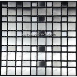 mosaico acero inoxidable cocina ducha cm-compo