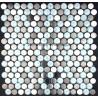 carrelage inox verre mosaique salledebain MULTIROUND