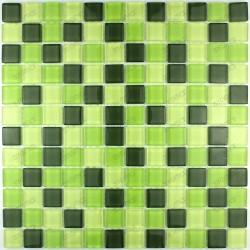 mosaico ducha vidrio mosaic baño frente cocina opaline 23