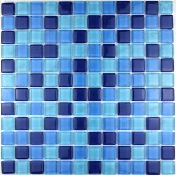 Sky 23 - mosaique de verre