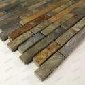 mosaique carrelage ardoise pierre YENDI BLEND