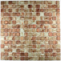 Mosaic glass GOLDLINE SENOI