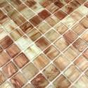 mosaique pate de verre GOLDLINE SENOIS