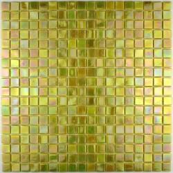 Mosaic glass tile RAINBOW STONECROP