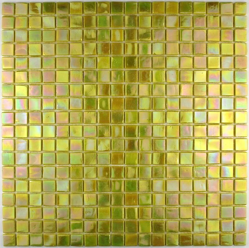 mosaique pate de verre carrelage RAINBOW ORPIN - carrelage-mosaique