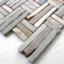 mosaique pierre carrelage modele EDEN