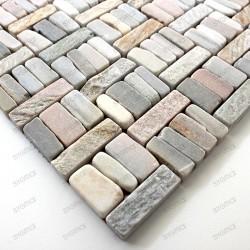 mosaique pierre carrelage modele GOMBO