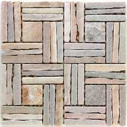 Mosaic stone tile model HONO