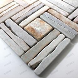 mosaique pierre carrelage modele HONO