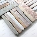 mosaique pierre carrelage modele MARGA