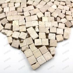 marble stone mosaic tile Sultan Beige