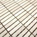 Mosaique carrelage pierre 1 plaque SENSO