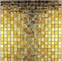 mosaique carrelage verre modele GLOSS GOLD